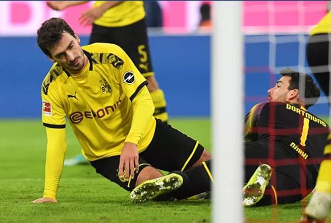 Thua đau Bayern, NHM Dortmund điên tiết muốn tống khứ 2 cái tên - Bóng Đá