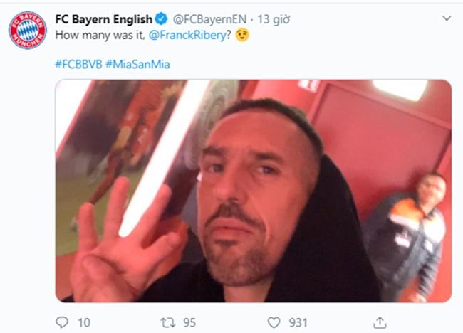 Dàn sao Bayern đồng lòng làm 1 việc sau khi hủy diệt Dortmund - Bóng Đá