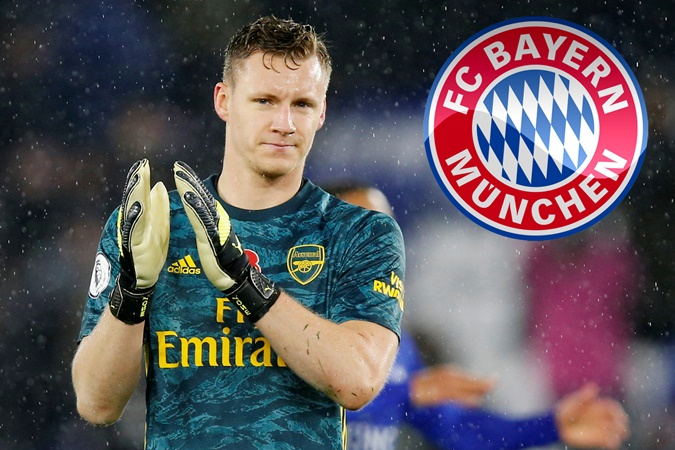 Leno May Be in With Munich, - Bóng Đá
