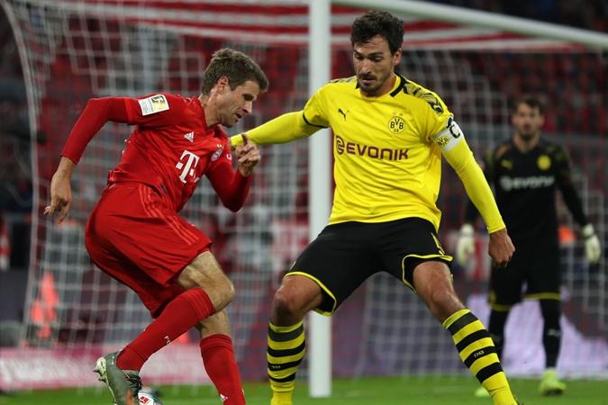 ĐHTB vòng 11 Bundesliga: