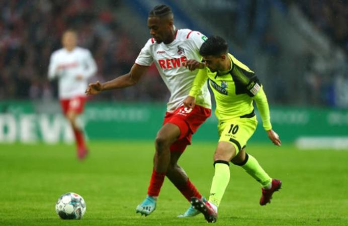 Đội hình tiêu biểu vòng 8 Bundesliga: Dortmund trở lại - Bóng Đá