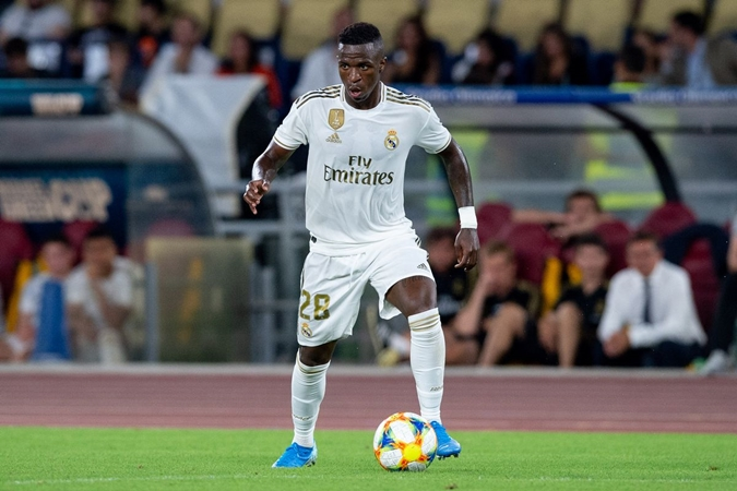 PSG lining up move for Real Madrid's out-of-favour Vinicius - Bóng Đá
