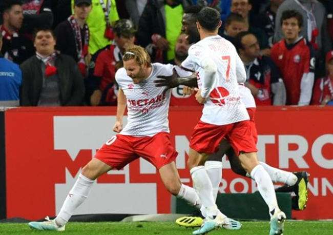 Đội hình tiêu biểu vòng 9 Ligue 1: Vinh danh ông vua nước Pháp - Bóng Đá