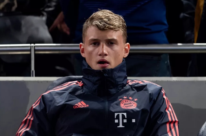 Cuisance benched for Bayern II game - Bóng Đá