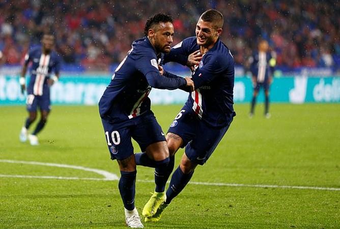 Marco Verratti insists Neymar is 'fine' at Paris Saint-Germain - Bóng Đá