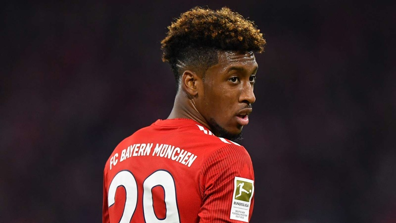 Coman: I'm never going to be a killer in front of goal - Bóng Đá
