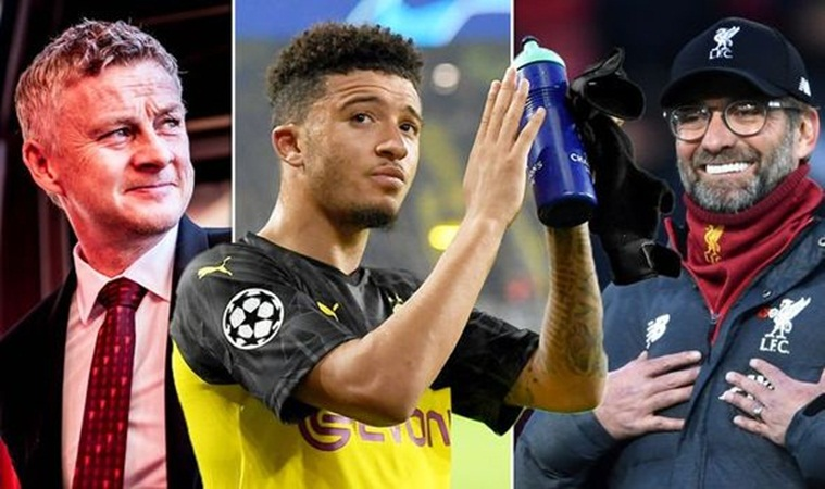 Borussia Dortmund will demand €140 million fee for Jadon Sancho exit - Bóng Đá