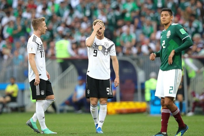 Three observations from Germany's 4-0 victory against Belarus - Bóng Đá