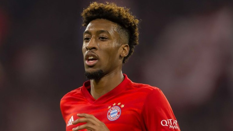 Manchester City consider Kingsley Coman as Leroy Sane replacement - Bóng Đá