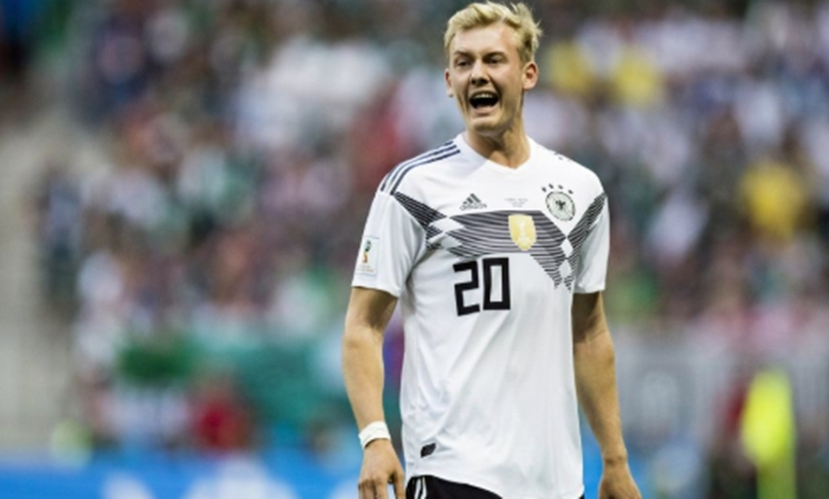 Julian Brandt: 'I'll get my chance, and I want to take it' - Bóng Đá