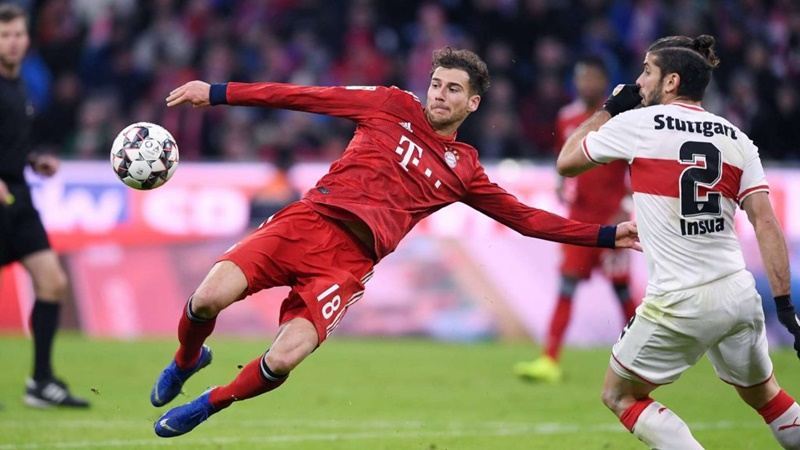 Leon Goretzka: Joining Dortmund was never an option for me - Bóng Đá
