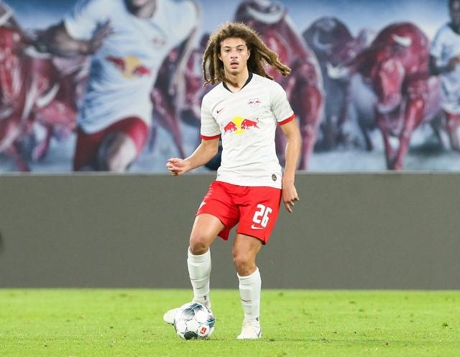 RB Leipzig boss: Ethan Ampadu will not return early to Chelsea - Bóng Đá