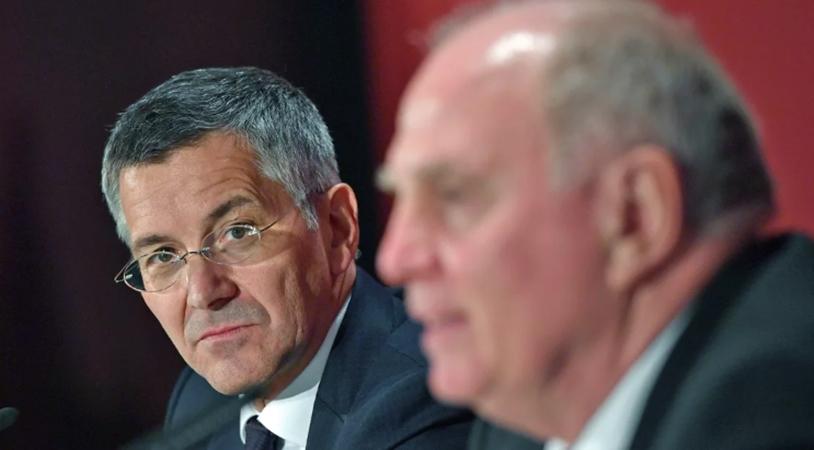 Herbert Hainer: Who is Uli Hoeneß's successor as Bayern Munich president?ent? - Bóng Đá