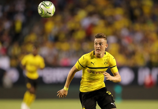 Jacob Bruun Larsen wants to leave Dortmund - Bóng Đá