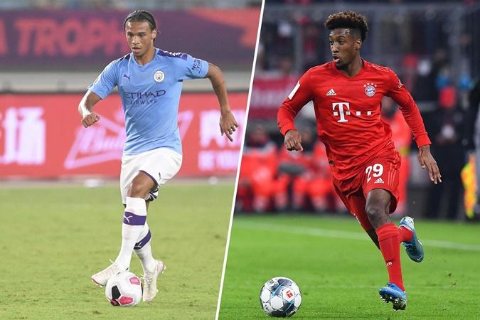 Bayern Munich have no plans to part ways with Kingsley Coman - Bóng Đá