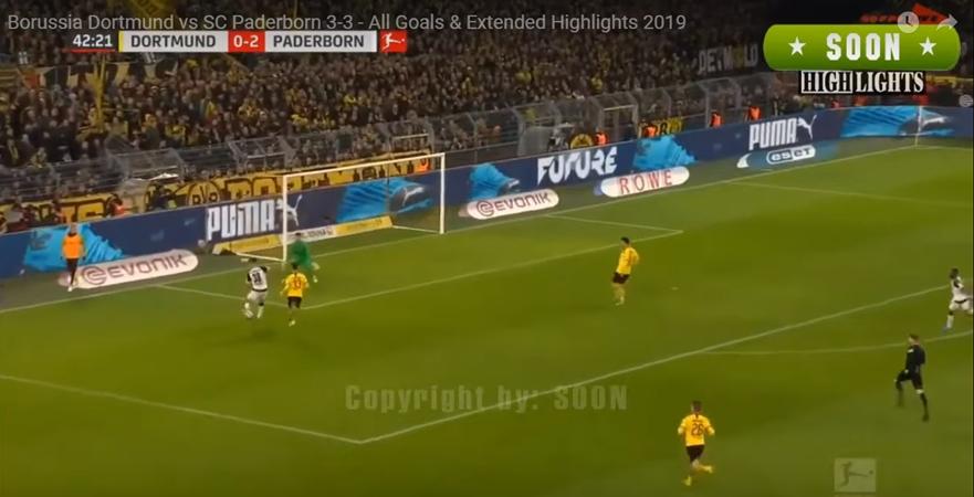 Vì sao Dortmund dễ dàng để cho đội bóng tí hon Paderborn sút tung lưới 3 lần trong hiệp 1? - Bóng Đá