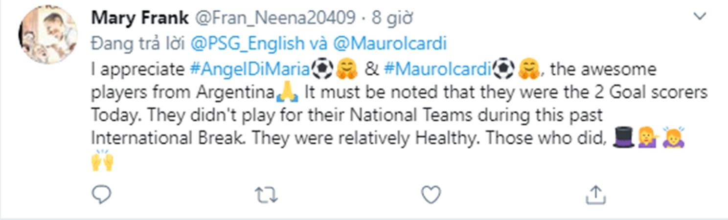 Bộ đôi xứ Tango bùng nổ, khiến NHM PSG quên luôn Neymar và Mbappe - Bóng Đá
