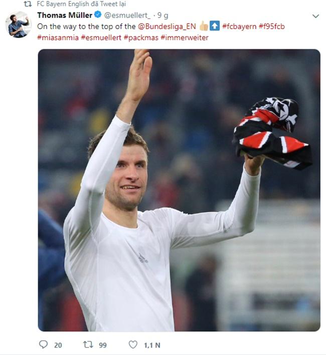 Đại thắng Dusseldorf, dàn sao Bayern đồng lòng làm 1 việc sau trận - Bóng Đá