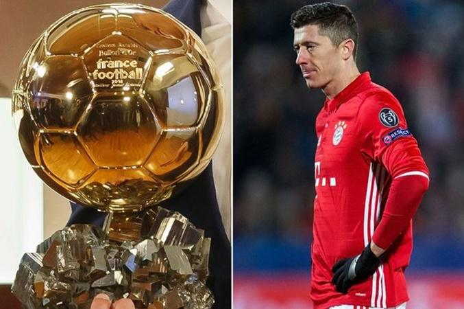 Nhìn vào tấm gương Ribery, Lewandowski