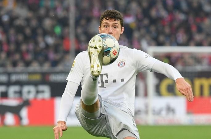 Đội hình tiêu biểu vòng 12 Bundesliga: Nhà vua thị uy sức mạnh - Bóng Đá
