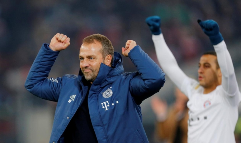 Bayern relishing raucous Red Star reception, says Flick - Bóng Đá