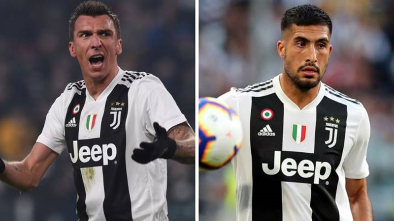 Borussia Dortmund have reportedly made a joint bid of €30million for a Juventus duo who have been linked with AC Milan. - Bóng Đá