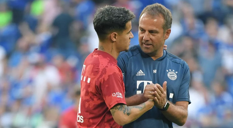 """""""Philippe Coutinho will get time to settle at Bayern Munich"""" – Hansi Flick - Bóng Đá"""
