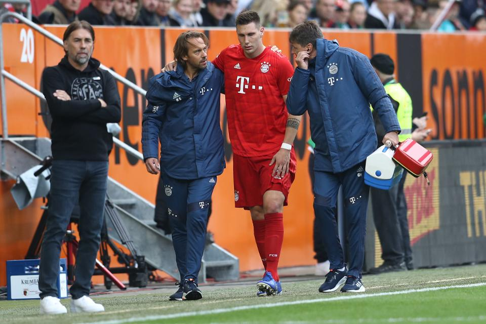 Bayern Munich's Lucas Hernandez aims for comeback by end of January 2020  - Bóng Đá