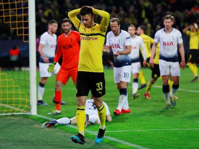 Barcelona planning £21m move for Borussia Dortmund midfielder Julian Weigl? - Bóng Đá