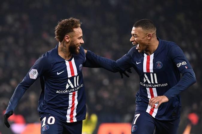 Neymar was booed pre-match - Bóng Đá