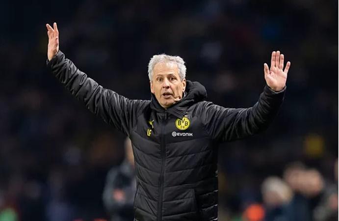 Three things Lucien Favre needs to do to save his job at Borussia Dortmund - Bóng Đá