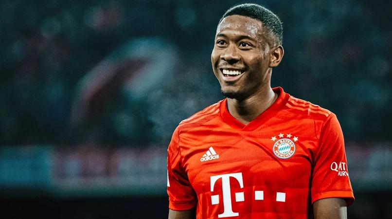 Bayern Munich's David Alaba enjoying new centre-back role - Bóng Đá