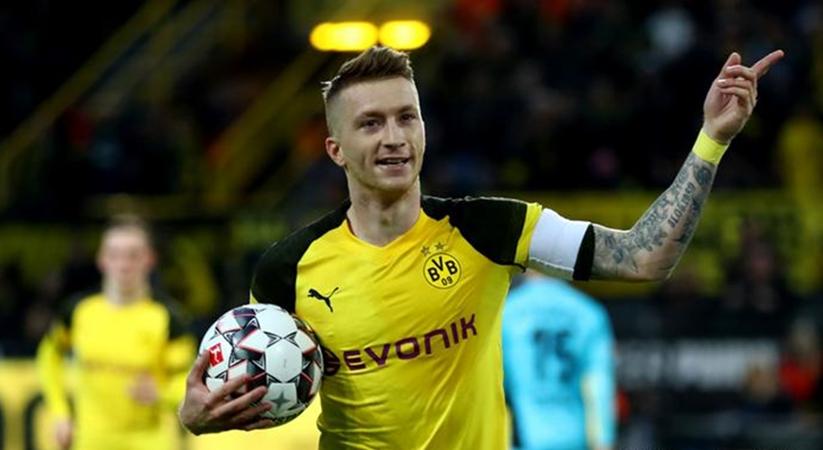 Reus nói 1 điều chuẩn mực về phong độ tệ hại của Dortmund - Bóng Đá