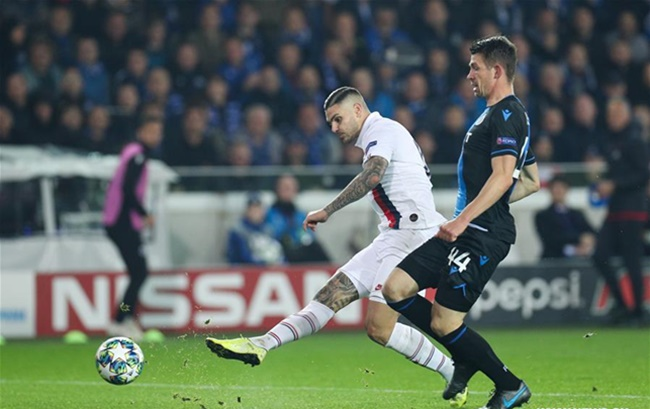 Icardi becomes the player to have scored 11 goals in all competitions for PSG in the quickest time in club history - Bóng Đá