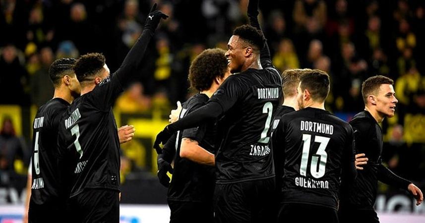 Dortmund hủy diệt Dusseldorf không nương tay, NHM