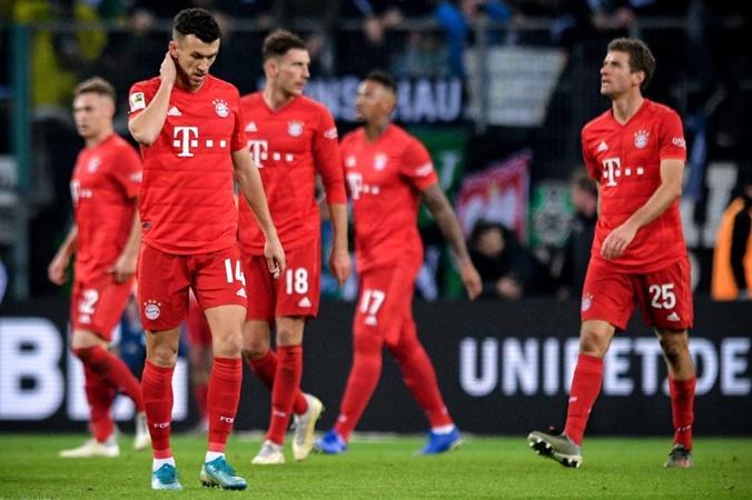 Bundesliga sau 14 vòng: Thất mã đua tranh, Bayern-Liga đã trở thành dĩ vãng - Bóng Đá