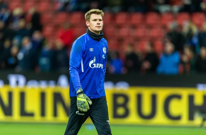 Alexander Nübel to decide on his future by January - Bóng Đá