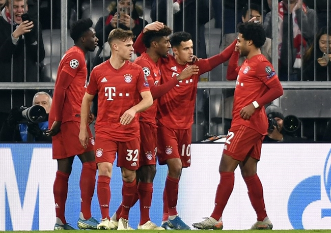 Bayern become the best group winner in the history of the competition - Bóng Đá