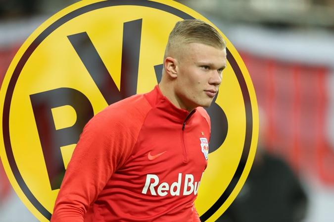 Salzburg Director Confirms Erling Haaland Transfer Talks with Dortmund, Leipzig - Bóng Đá