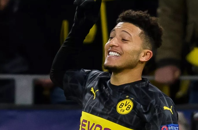Manchester United 'believe' they're in pole position for Chelsea-linked Jadon Sancho  - Bóng Đá