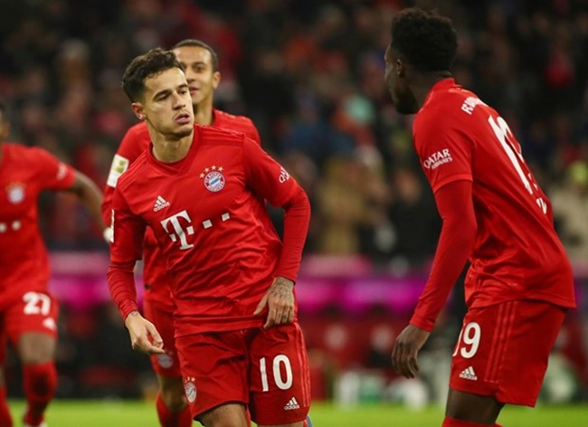 Robert Lewandowski backs Coutinho - Bóng Đá