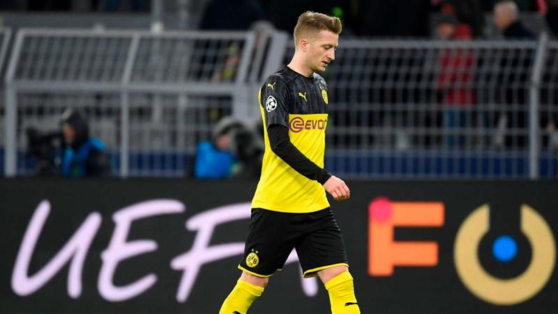 Reus hits out at referee for 'circus' handball decision in Dortmund win - Bóng Đá
