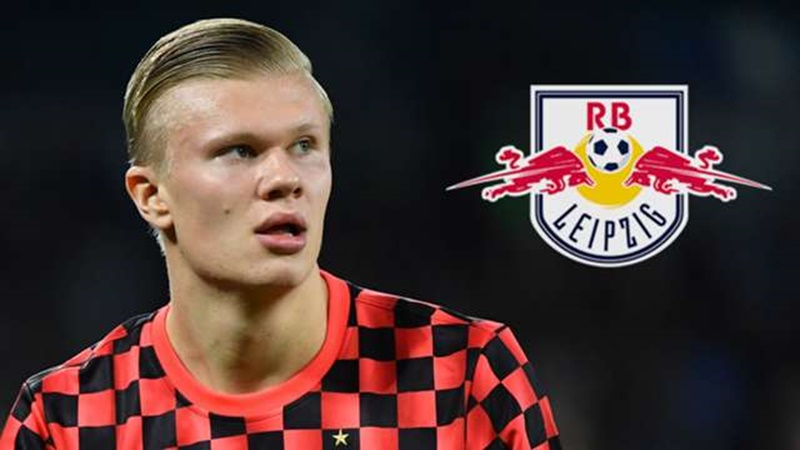 RB Leipzig boss: It's now up to Erling Haaland if he wants to join us - Bóng Đá