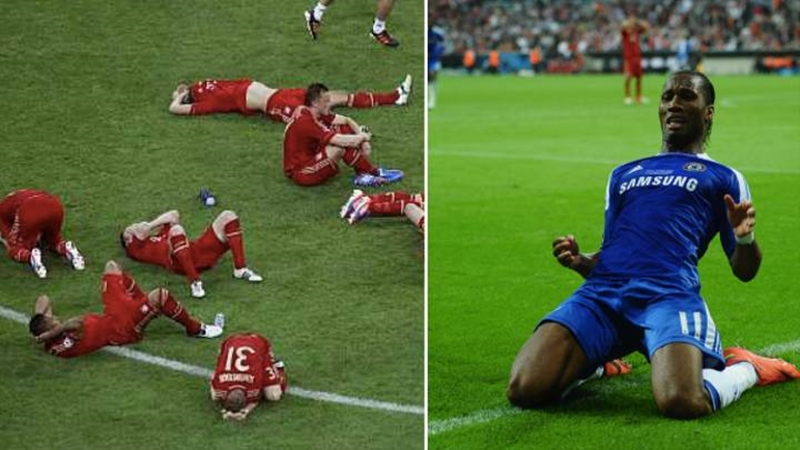 Sau 7 năm, Bayern chỉ còn 3 nhân chứng lịch sử trong đêm buồn tại Allianz Arena - Bóng Đá