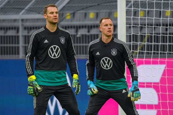 Manuel Neuer Says He's 'Never Had a Problem' with Marc-Andre ter Stegen - Bóng Đá