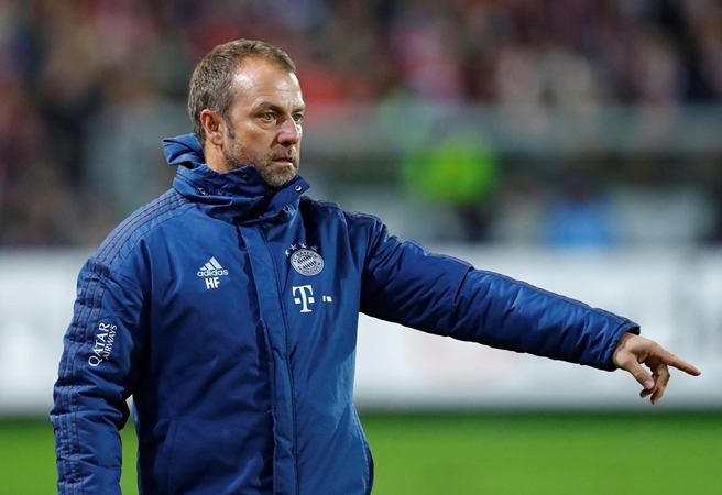 Hansi Flick 'can't imagine' going back to being an assistant coach at Bayern - Bóng Đá