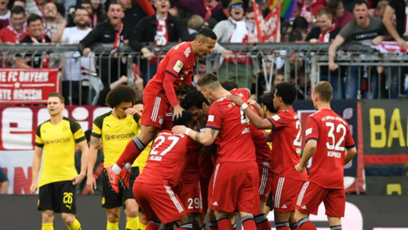Top five moments of 2019 for Bayern Munich - Bóng Đá