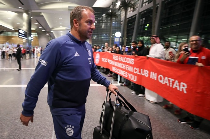 Hernández makes partial return to training - Bóng Đá