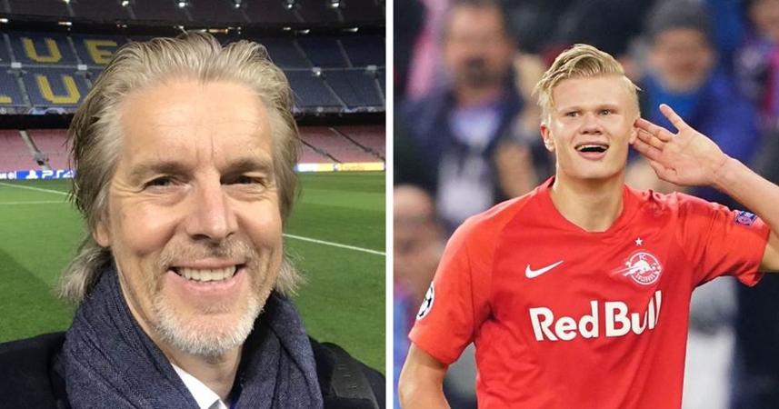 Jan Åge Fjørtoft: Dortmund is the right place for Erling Haaland - Bóng Đá