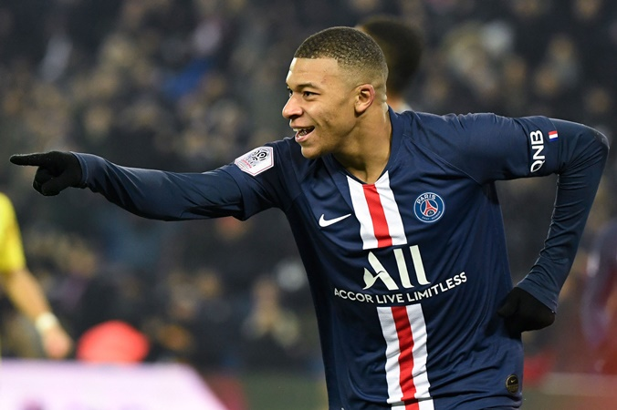 'Mbappe will win the Ballon d'Or before Neymar' - Fabinho would welcome Liverpool move for PSG star - Bóng Đá